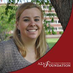 Ashley Mikolaiczik, ΔΝ −Β, 2014 Wilma Wilson Sharp Scholarship recipient. Apply for a 2015 Foundation scholarship today!