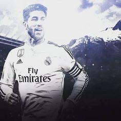 Sergio Ramos #RealMadrid #Love #f4f