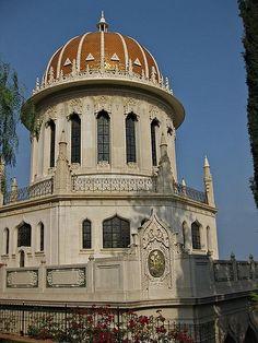 Baha'i Shrine Haifa