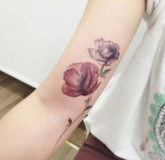 Florals by Tattooist Flower