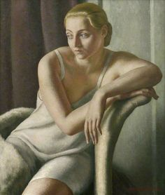 Eileen Mayo by Dod Procter (1892-1972)