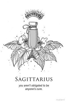Sagittarius - Shitty Horoscopes Book VIII: Medicine by musterni