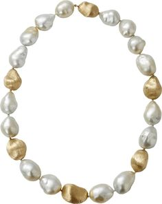 Yvel Baroque Pearl Necklace