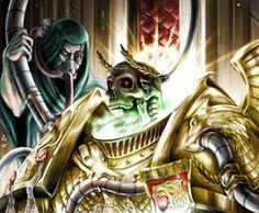 Warhammer 40k: Emperor of Mankind by Devil115