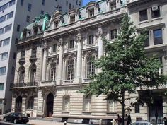 Two years after Qatar pulled out of a $90M deal, the Wildenstein family is again trying to sell its limestone-clad NYC mansion.