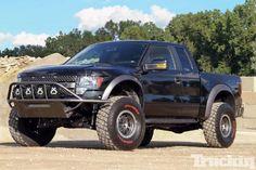 Desert Killer - 2011 Ford F-150 SVT Raptor