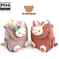 bolsas toy bag Cute children school bags for girls cartoon animal canvas Mini Kids Backpacks Lunch mochila infantil 82016-in School Bags from Luggage & Bags on Aliexpress.com | Alibaba Group