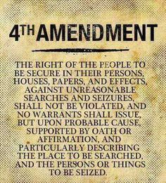 5 Ways Patriot Act Violates Fourth Amendment
