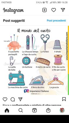 Italian Vocabulary, Vocabulary List, French Language Lessons, Italian Words, Italian Language, Learning Italian, France, Cartoon Images, 1 Cup