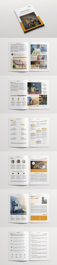 Brochure Construction Company INDD