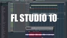 FL Studio 10 fully working free download, Download FULL version of FL STUDIO 10 - Fl Studio 10 is a great Music Production software pack Music Recording Studio, Drum Pad, Video Effects, Recorder Music, Music Production, Sheet Music, Software, Free