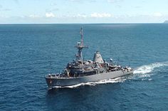 USS Devastator (MCM-6) is an Avenger-class mine countermeasures ship of the United States Navy.