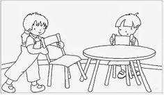 PARAÍSO DO EDUCANDO: Volta as aulas Class Rules, Classroom Rules, Kindergarten, Coding, Education, Sew, Preschool Routine, Preschool, Behavior