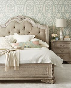 84 Best Beautiful Bedrooms images | Bedrooms, Pretty bedroom