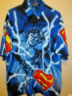 Superman Mens T Shirt