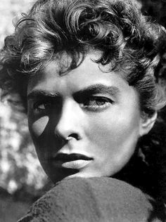 Ingrid Bergman in For Whom The Bell Tolls (1943)