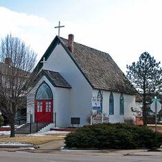 st. john's episcopal church, Woodward, Oklahoma