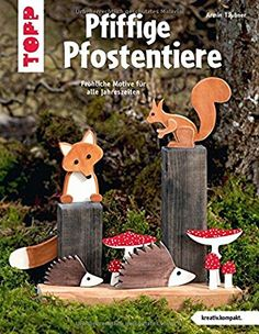 kompakt) 15 decorations made of wooden slats and wooden posts for all seasons These smart wooden animals are a great decoration for your home and can be made in no time. Wooden slats and wooden posts create … … Wood Projects For Kids, Wood Projects For Beginners, Wooden Crafts, Diy Wood Projects, Post Animal, Wooden Posts, Wooden Animals, Wood Creations, Diy Crafts To Sell