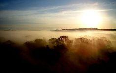 Nascer do sol na Amazônia - Foto: Fábio Paschoal