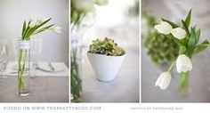white and grey wedding - Google Search