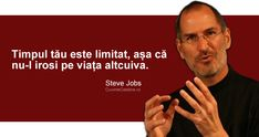 Steve Jobs, New Quotes, How To Stay Motivated, Spiritual Quotes, Einstein, Roman, Love You, Words, Life