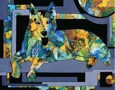 Abstract art, painting advice   Jo Toye, ArtistsNetwork.com