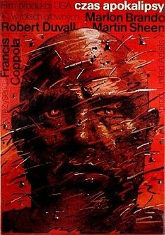 Apocalypse Now - Polish film poster