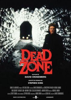 Critique de The Dead Zone de David Cronenberg qui ressort en salles demain 27/09 en copie numérique restaurée - Mary-X Distribution