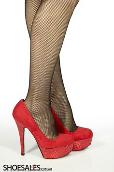 Red Heels!!  http://www.shoesales.com.au