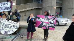 @jamiejhagen 'My inspiration is @Hollaback Boston & others who call out streetharassment & gender-based violence.'