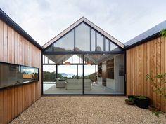 Tasmanian Lookout House