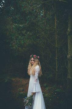 Autumn Druid Wedding :: Glory Days