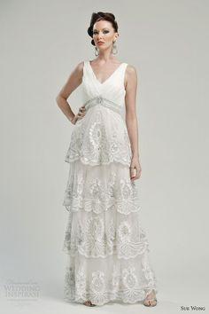 Vintage Wedding Dresses   91 Gorgeous Vintage Wedding Dresses » Photo 53