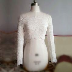 Find More Wedding Jackets / Wrap Information about Real Elegant Off Shoulder…