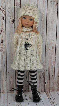 Кукла от Дианны Эффнер (Dianna Effner)