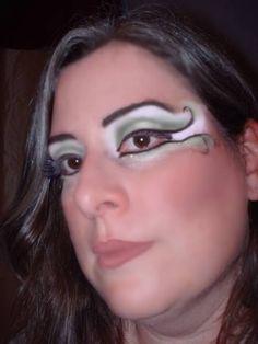 Worst makeup... ever.