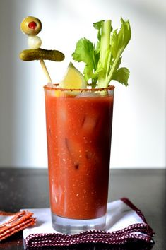 Chipotle Bloody Marys. Read the blog on these and how to make them. Decision made. Breakfast tomorrow morning.