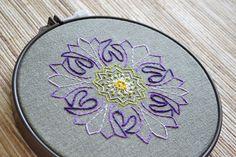 Flower mandala by Pumora on Flickr.