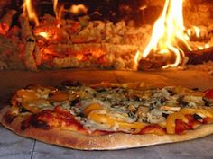 Wood Fired Pizza Party