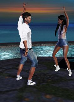 On IMVU you can customize 3D avatars and chat rooms using millions of products…