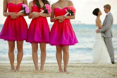 fashion dress summer MY EDIT flowers beach wedding girly dresses ombre Wedding Photography