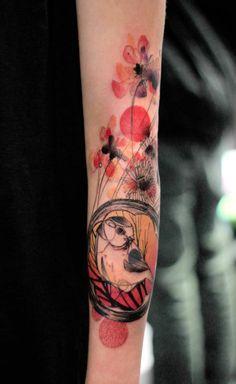 Dead Romanoff Tattoos - Done last Friday at Crooked Moon Tattoo in Helsingborg!