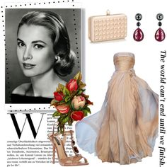 """Grace Kelly Contest"" by voltinimiriam on Polyvore"