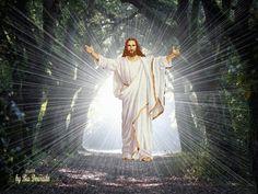 Jesus brilhando