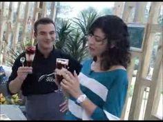 Receita de Creme de Maçã   Vida & Saúde - YouTube