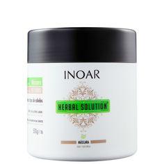 Inoar Herbal Solution Máscara 500g - Nikkey Cosméticos