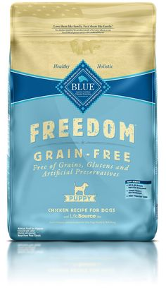 Blue Buffalo Freedom Grain Free Dry Puppy Food * Insider's special review you can't miss. Read more  : Dog Food