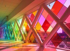 Miami international airport....super cool