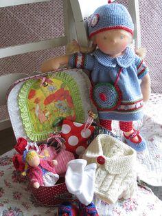 Belle with her treasures | Flickr: partage de photos!