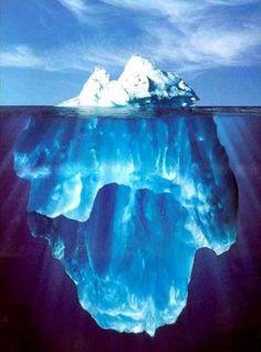 A veces olvidamos que vemos que lo que vemos es solo una parte de lo que la realidad es. Evalua a tu doctor